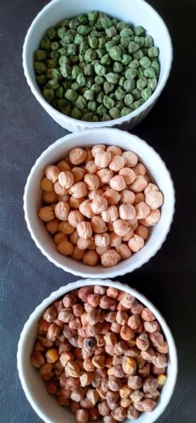 Chana, chickpeas, garbanzo beans
